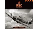 RSC2043BL Hawker Hurricane – RAF Centenary – Limited Edition