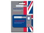POOLEYS UK IPLATES 1 YEAR SUBSCRIPTION CARD