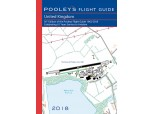 Pooleys Perfect Bound VFR Flight Guide 2018