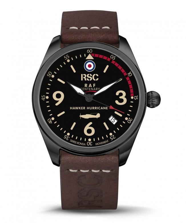 RSC2042BL Hawker Hurricane Pilot Watch