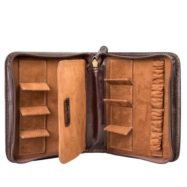 Atella - Luxury Italian Leather Men's Watch Case