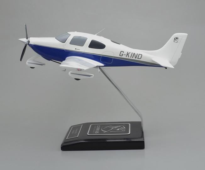Cirrus SR20 Custom Aircraft Model