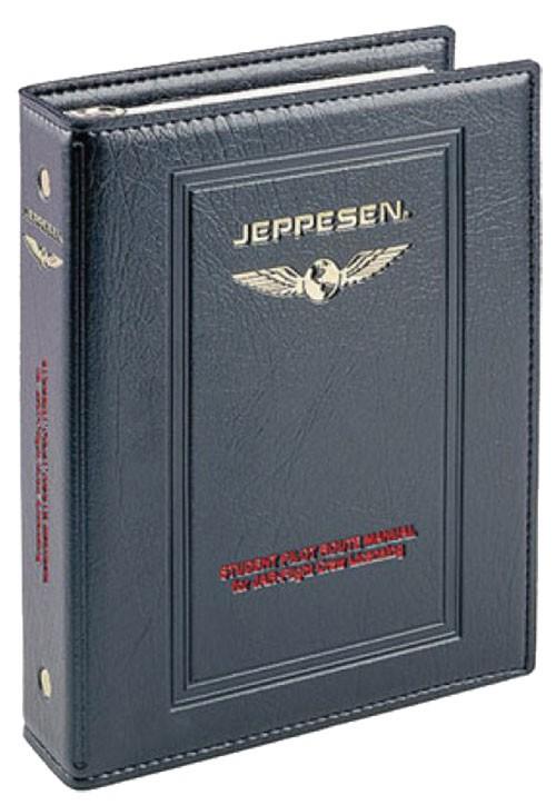 Jeppesen JAR-FCL Student Pilot Route Manual