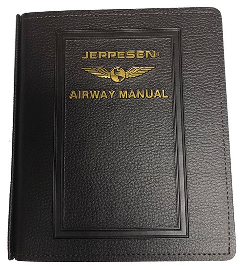 Jeppesen EASA-FCL General Student Pilot Route Manual GSPRM