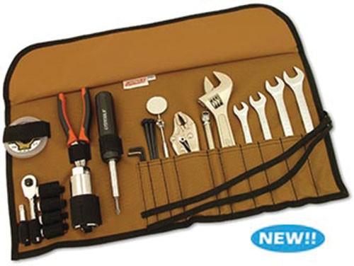 Pilots Tool Kit - Basic General Aviation 23 Pieces