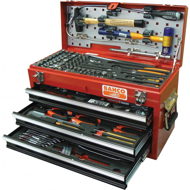 Redbox RBI9900TM Mechanics Toolkit - Imperial