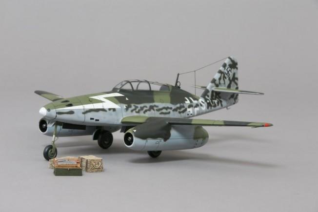 Thomas Gunn 1/30 Scale Aircraft Model - Messerschmitt Me 262