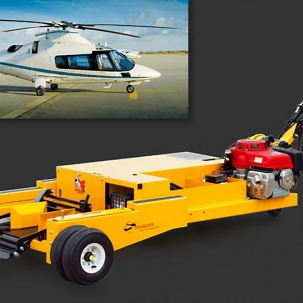 Redbox 709H Helicopter Gas Powered Tug