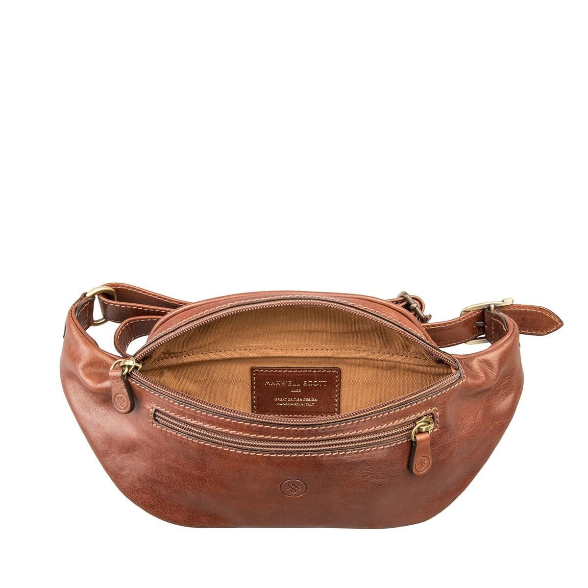 1f3828622a Centolla - Luxury Italian Leather Bum Bag   Sovereign Aviation