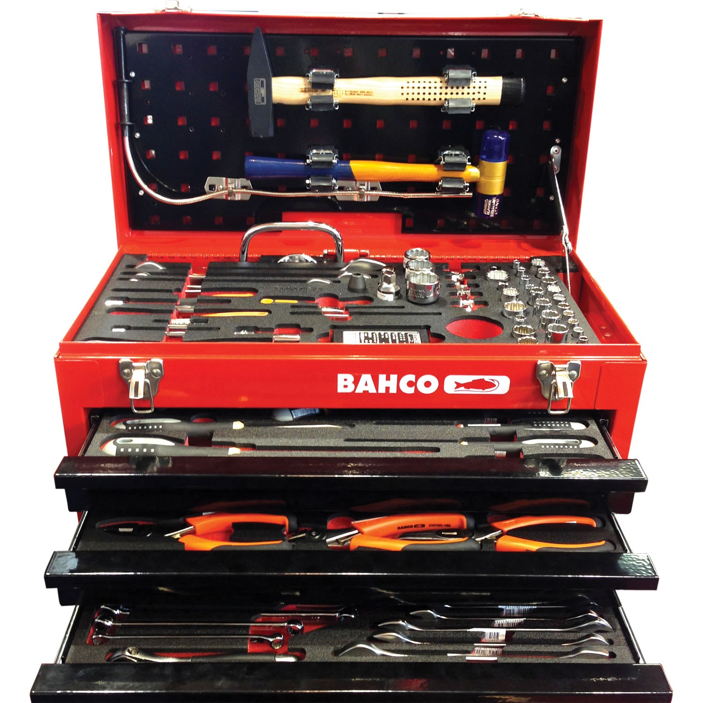 Redbox Rbi9700tm Mechanics Toolkit With Metal Step