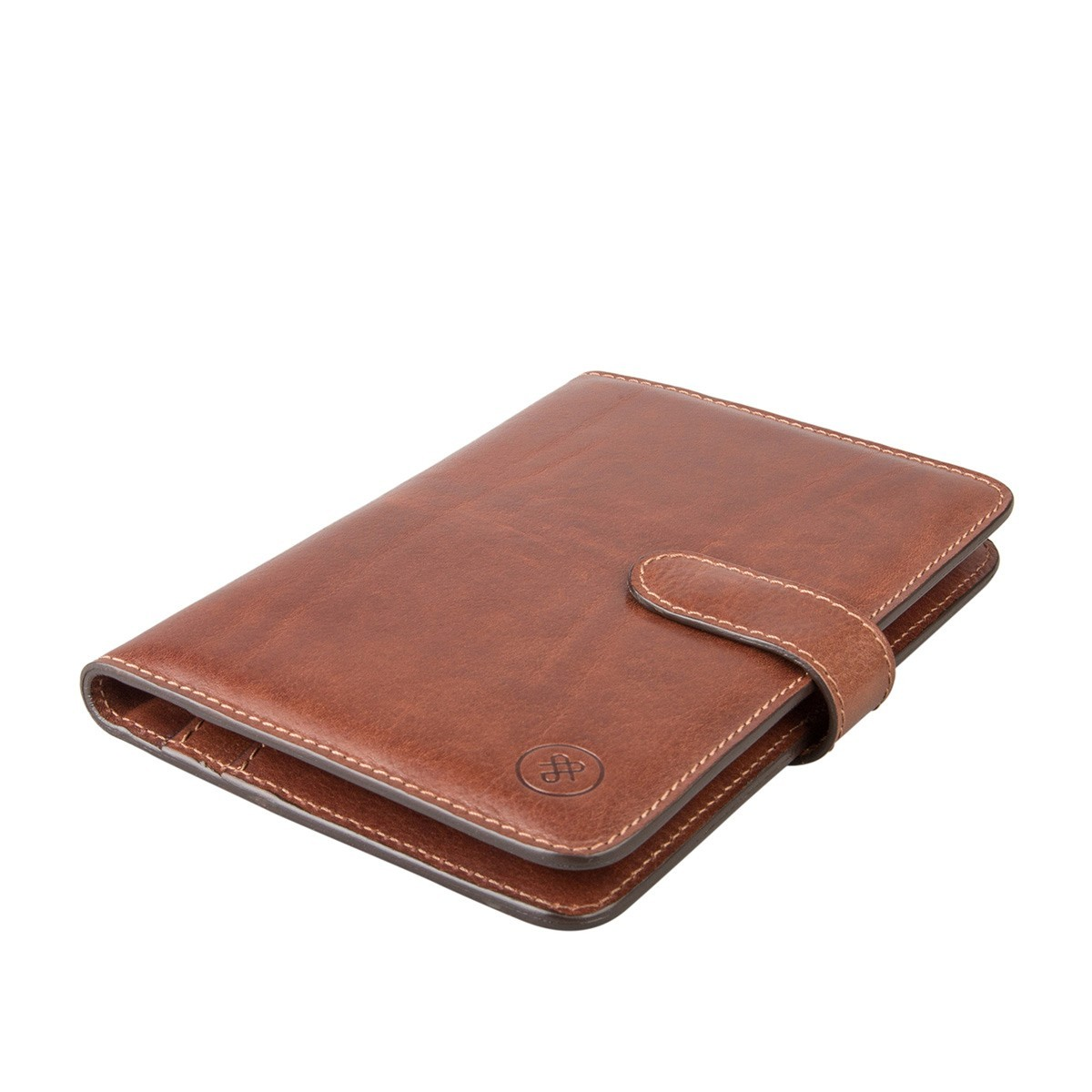 The Vieste Italian Leather Travel Document Wallet
