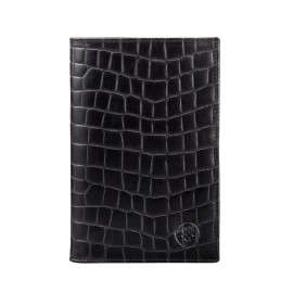 The Pianillo Croco Mens Leather Jacket Wallet