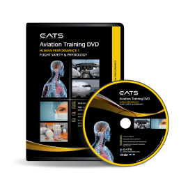CATS Human Performance Aviation Training DVD Volume 1: Flight Safety & Physiology