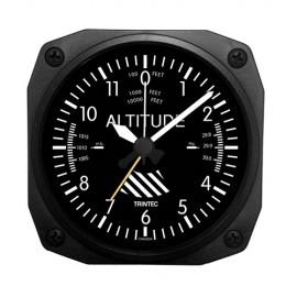 Trintec Industries Classic Altimeter Desk Model Alarm Clock