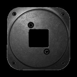True Blue Circular Instrument Mount Adapter Kit for TA102 USB Charging Port