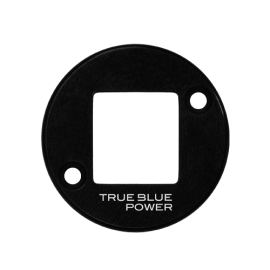 True Blue Circular Faceplate Mount Kit for TA102/TA202/TA360 USB Charging Port