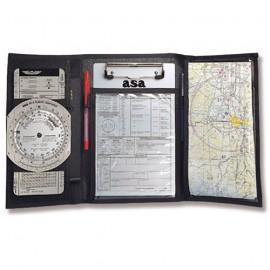 ASA FAA113 TRI-FOLD IFR KNEE BOARD - ASA KB-3I