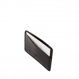 The Alberi Mens Small Leather Card Holder