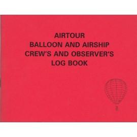 POOLEYS BALLOON & AIRSHIP CREW & OBSERVERS LOGBOOK
