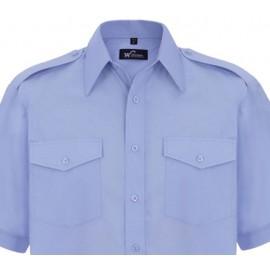 Williams Blue Pilot Shirt
