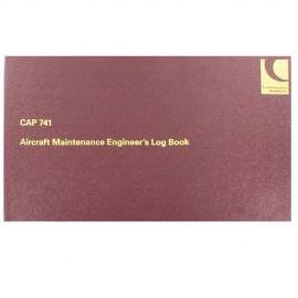 CAP 741 CAA Aircraft Maintenance Engineers Log Book