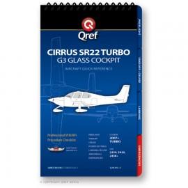 Cirrus SR22 G1-G2 Turbo Qref Checklist