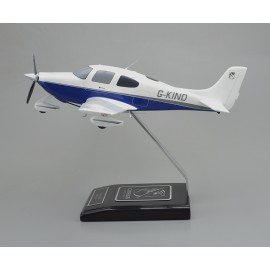 Cirrus SR20 Custom Aircraft Model