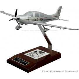 Cirrus SR22 Custom Aircraft Model