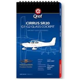 Cirrus SR20 G1-G2 Qref VFR/IFR Checklist