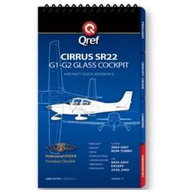 Cirrus SR22 G1-G2 Qref VFR/IFR Checklist