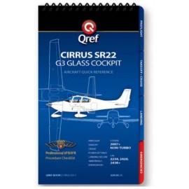 Cirrus SR22 G3 Qref VFR/IFR Checklist