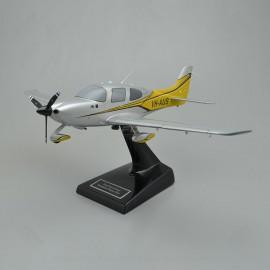 Cirrus SR22T Custom Aircraft Model