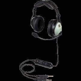 David Clark DC One-X ENC Bluetooth Headset (Twin Plug)