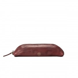 Lorena - Ladies Leather Make-Up/Brush Case