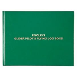 POOLEYS GLIDER PILOT'S FLYING LOG BOOK