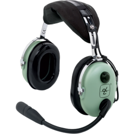 David Clark H10-13.4 Headset With FREE Case & Ear Covers