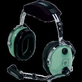 David Clark H10-36 Passive Headset c/w Headset Bag