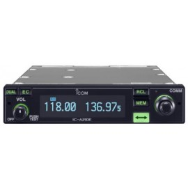 ICOM IC-A210E Ground to Air Panel Mount Transceiver