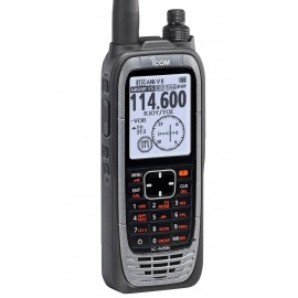ICOM IC-A25NE Aviation Airband Transceiver 8.33kHz VHF Airband Transceiver