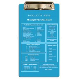 NCB060 MB-6 MICROLIGHT KNEE BOARD
