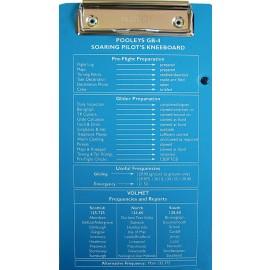 Pooleys NCB101 GB-4 SOARING KNEE BOARD
