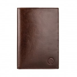 The Pianillo Mens Leather Breast Pocket Wallet