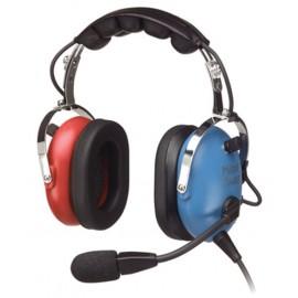 Pooleys Pilot P51C Cadet Headset