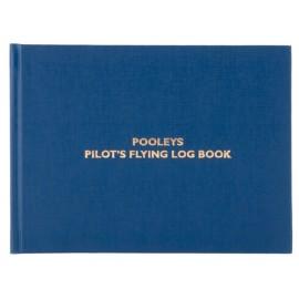 NLB010 POOLEYS PILOT'S FLYING LOGBOOK
