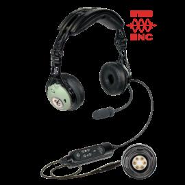 David Clark DC Pro-XP Supra Aural, Panel Mount, Hybrid ENC Headset
