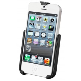 RAM Mount Model Specific Cradle for the Apple iPhone 5 & iPhone 5s - RAM-HOL-AP11