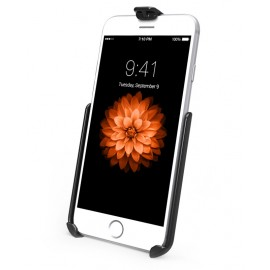 RAM Mount Model SpecificRAM Mount Model Specific Form-Fitted Cradle for the Apple iPhone 6 & 7 - RAM-HOL-AP18 Form-Fitted Cradle for the Apple iPhone 6 & 7 - RAM-HOL-AP18