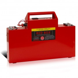Redbox RB85A 28v Aircraft Start Power Unit
