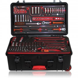 Redbox RBI8000T Helicopter Trolley Toolkit - Imperial & Metric