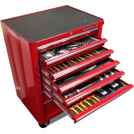 Redbox RBI9200C workshop toolkit cabinet - Imperial